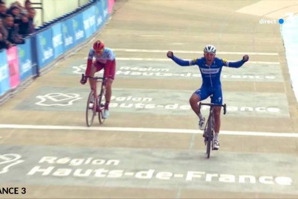 philippe gilbert paris roubaix cyclisme
