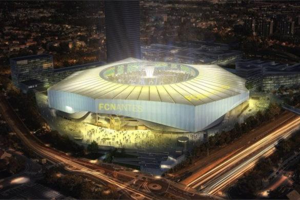 yellopark fc nantes nouveau stade