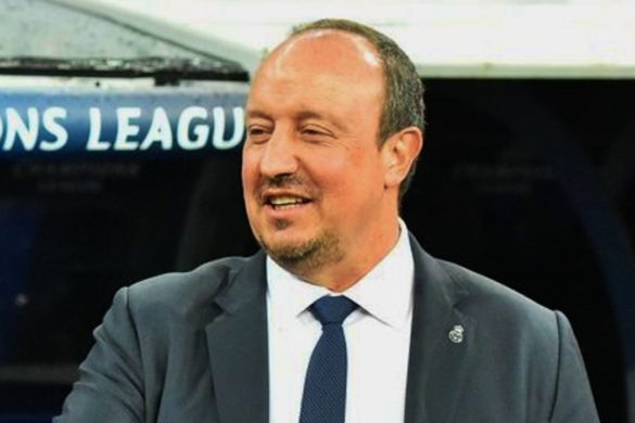 rafael benitez football