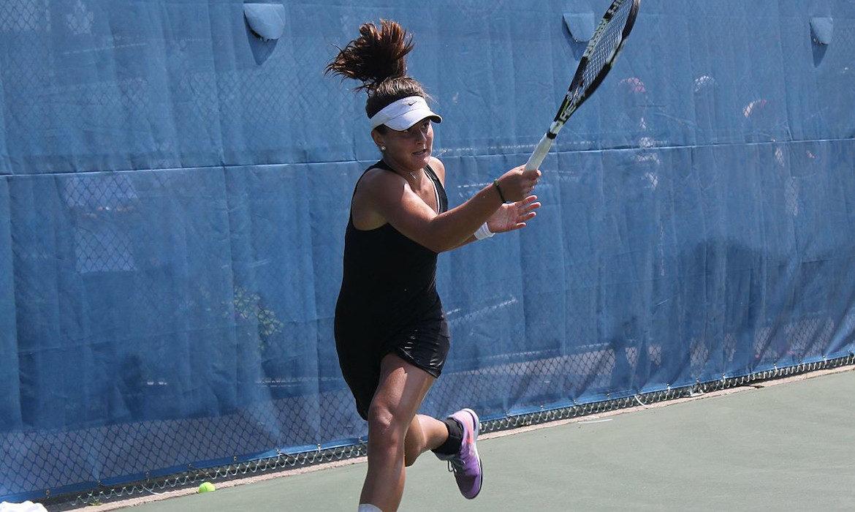 Bianca Andreescu tennis dur exterieur
