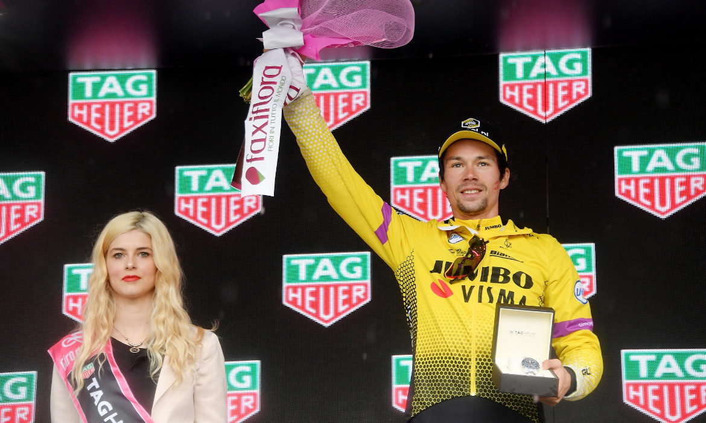 Primoz roglic 2019 cyclisme