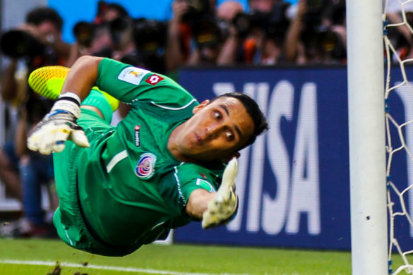 keylor navas football gardien costa rica coupe du monde 2014