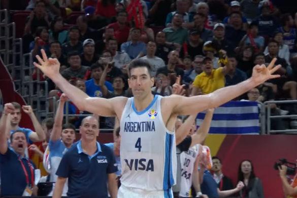 luis scola basket argentine