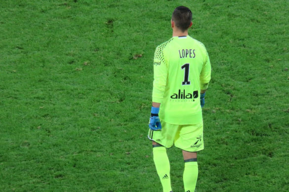 anthony lopes lyon ol 2016 ligue 1