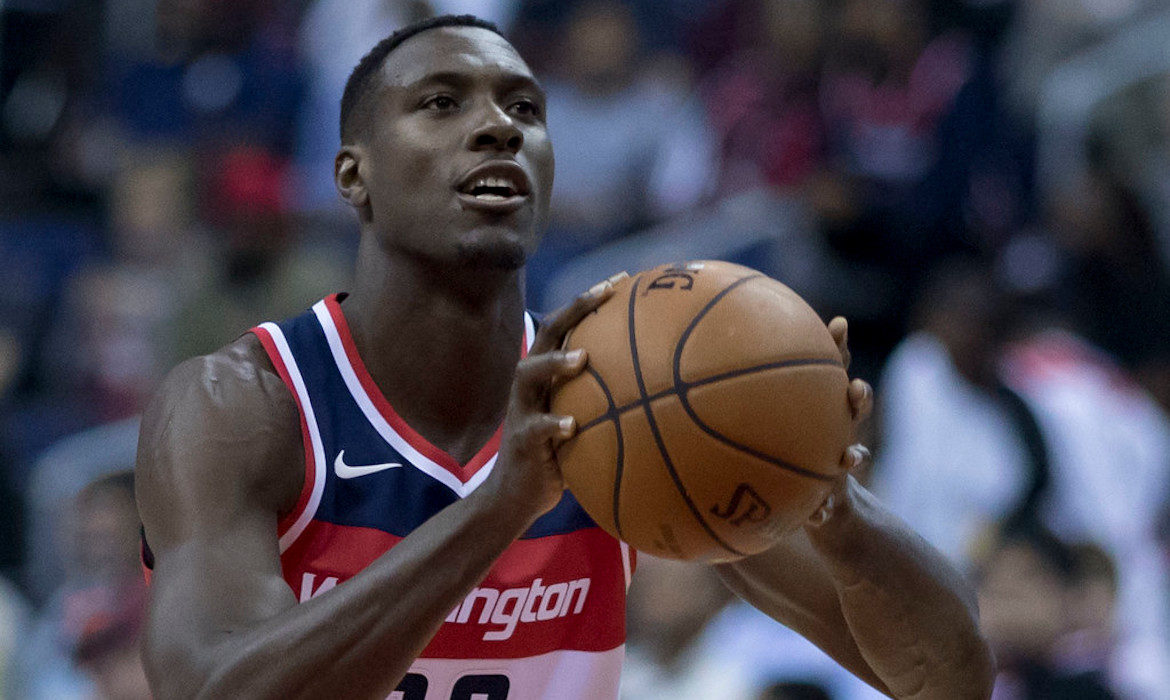 ian mahinmi washington wizards basket nba