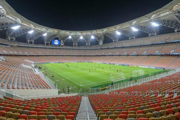stade roi abdallah jawhara stadium arabie saoudite