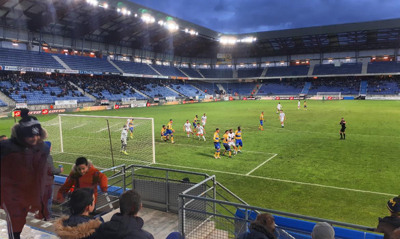 football ligue 2 stade bonal fc sochaux montbeliard AuStade.fr - Arthur Geillon