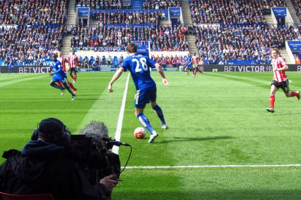 football premier league television retransmission Leicester Ungry Young Man