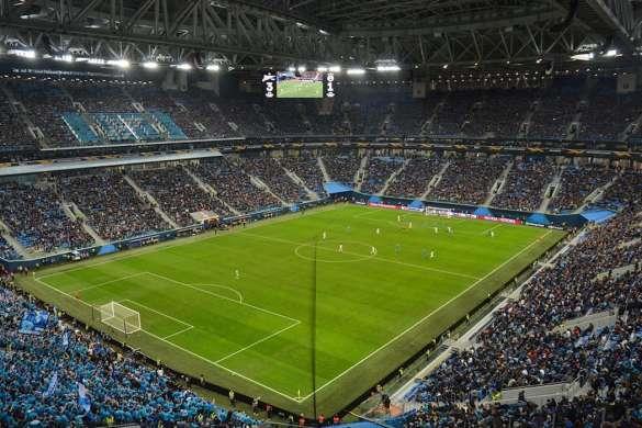 football zenith saint petersbourg stade russie Pixabay.com - comrade_petruha