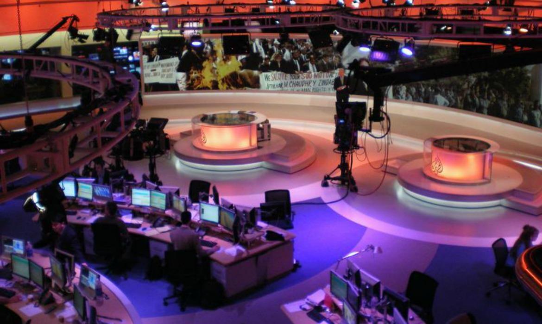 rédaction al-jazira qatar CMDavid