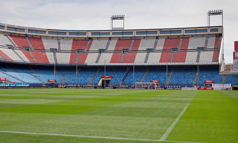 stade vicente calderon football espagne atletico madrid Carlos Delgado