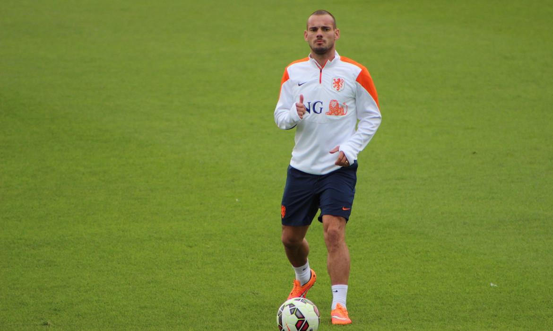 wesley sneijder football turquie Kathi Rudminat