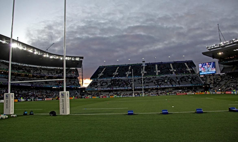 Eden Park Auckland rugby 2011 Jean-François Beauséjour