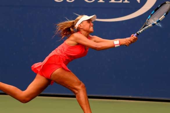 sofia kenin tennis feminin us open dur