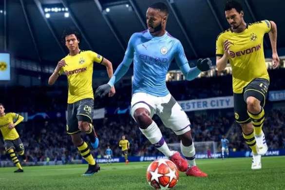 FIFA 2020 football jeux vidéo