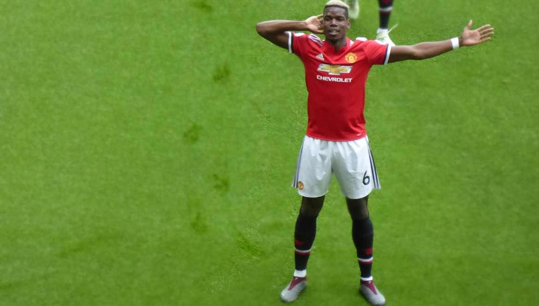 paul pogba 2018 manchester united premier league football