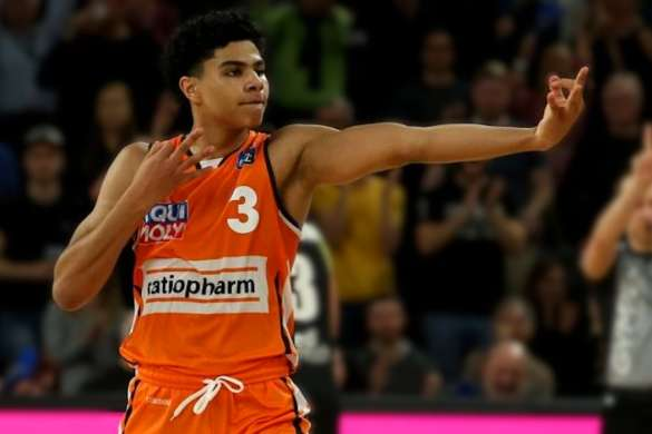 killian hayes ulm basket allemagne bundesliga