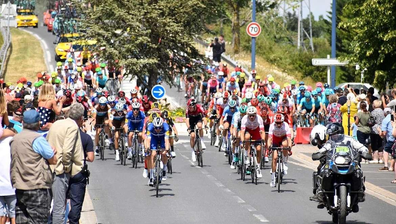 tour de france 2019 peloton cyclisme