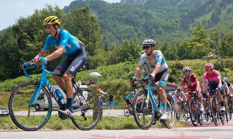 tour de france movistar peloton cyclisme 2019