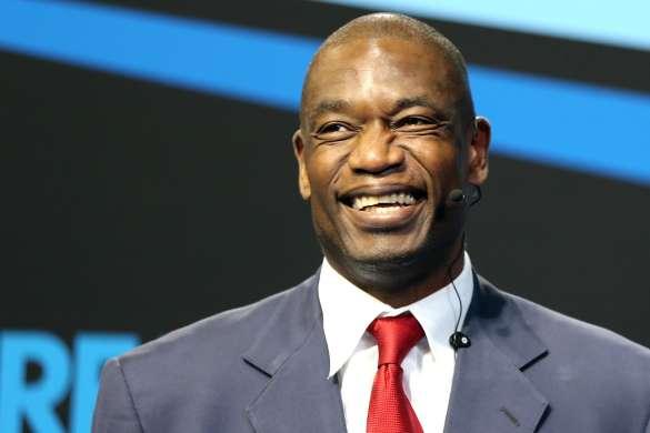 Dikembe Mutombo basket americain nba