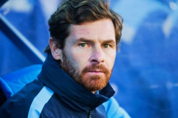 andre villas boas football om marseille