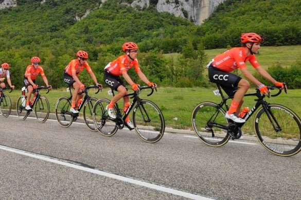 ccc team cyclisme