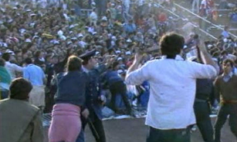 drame du heysel football 1985
