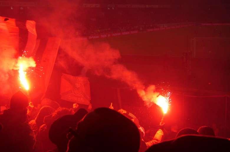 fumigene football parc des princes