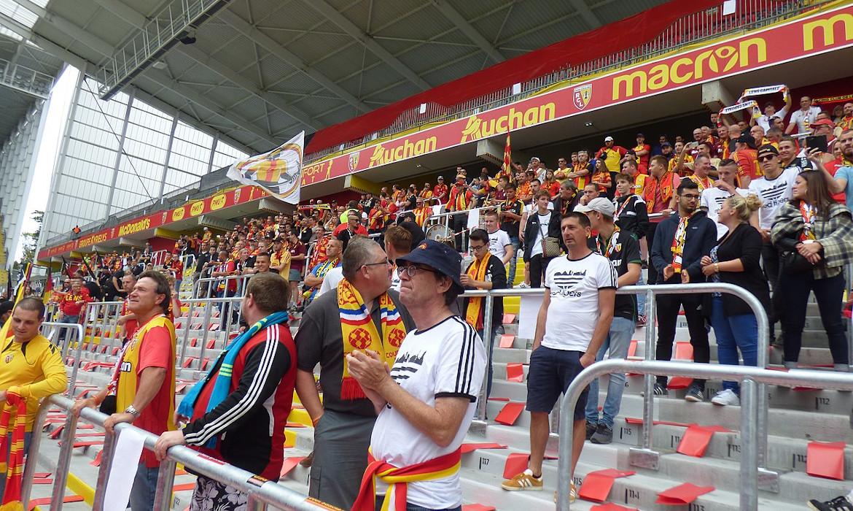 public lens football stade bollaert