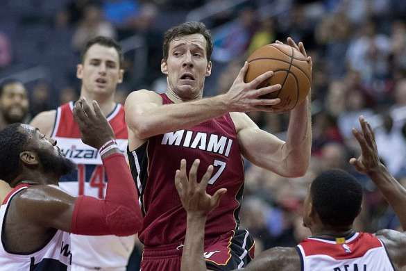 Goran Dragic nba miami heat basket