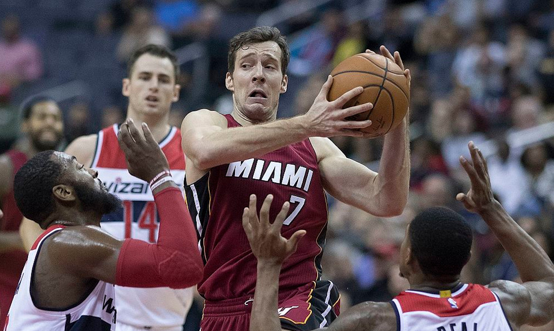 Goran Dragic nba miami heat basket