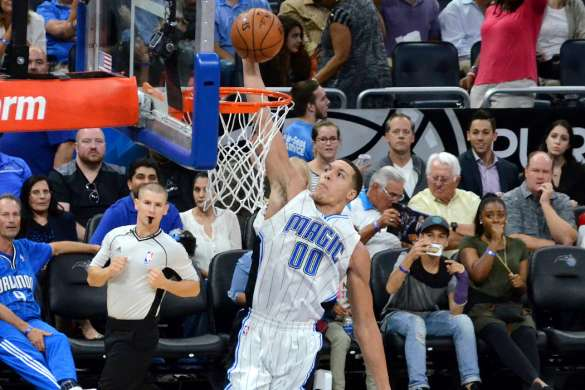 aaron gordon dunk nba magic orlando basket