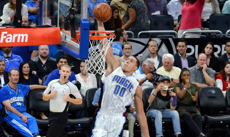 aaron gordon dunk nba magic orlando basket