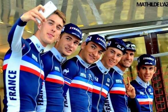 equipe de france espoirs cyclisme tour de l'avenir