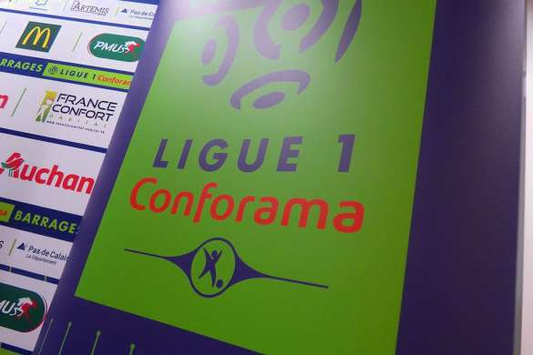 ligue 1 illustration logo ligue 1 conforama