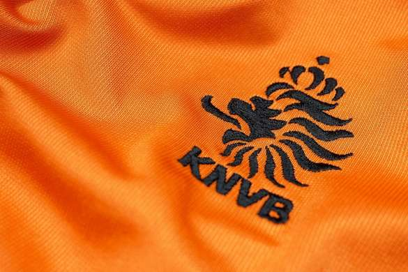 pays bas netherlands football maillot ecusson