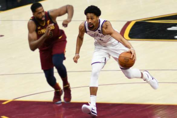 spencer dinwiddie brooklyn nets nba 2019