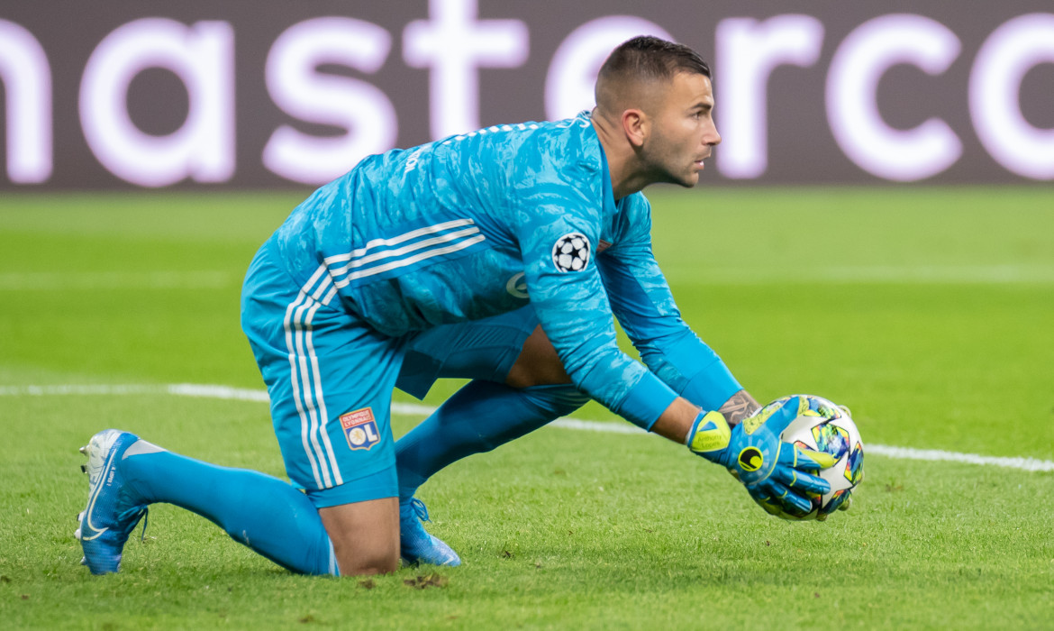 anthony lopes lyon OL football ligue 1