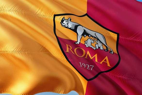 as roma drapeau