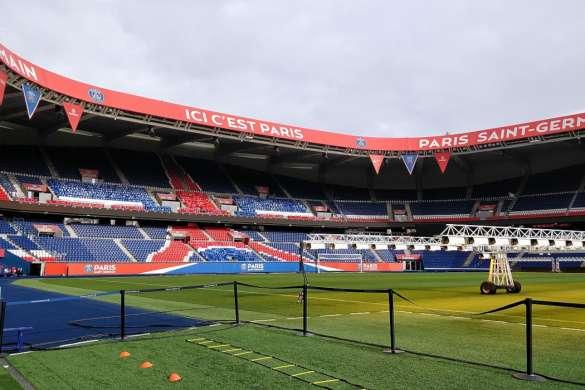 parc des princes psg football