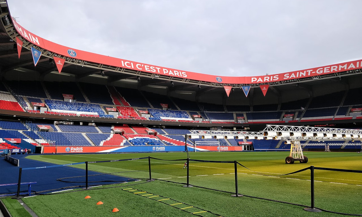 parc des princes psg football