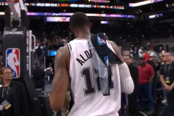 lamarcus aldridge retraite nba